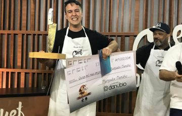 Morador de Guarapari é campeão do Chef de Família