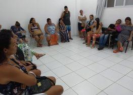 HFA realiza visita das gestantes para esclarecer dúvidas das futuras mães em Guarapari