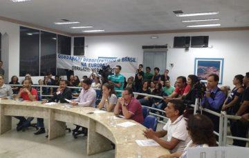 Vereadores se dividem, mas aprovam repasse de R$ 140 mil para coral de Guarapari