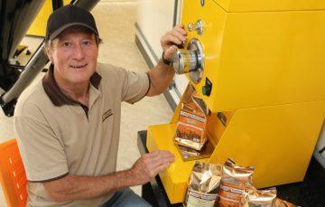 Produtor de Alfredo Chaves inaugura agroindústria e ganha mercado com café especial