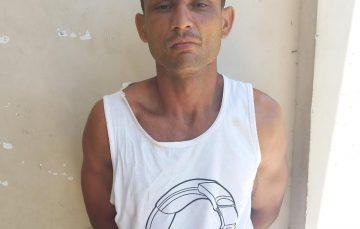 Preso suspeito de cometer assaltos em Guarapari