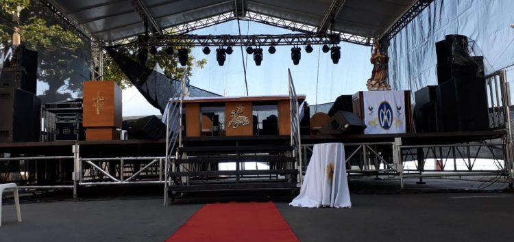 Paróquia Nossa Senhora da Conceição comanda as festividades em homenagem a padroeira de Guarapari