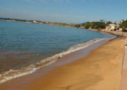 Pesquisas sobre as areias monazíticas na Praia de Meaípe avançam em Guarapari