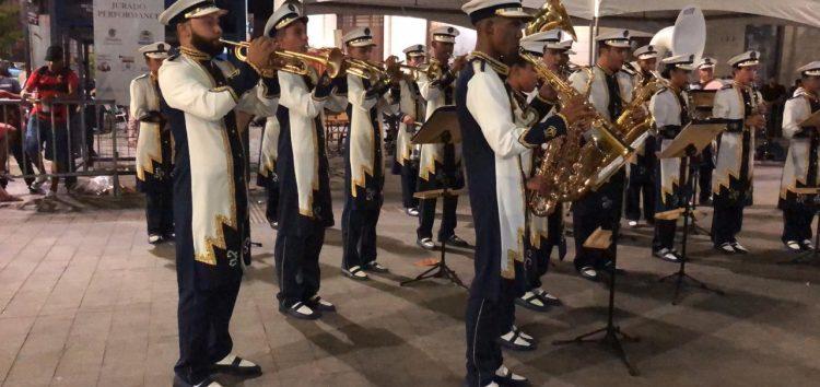 Banda de Guarapari entra com recurso após participação em competição nacional