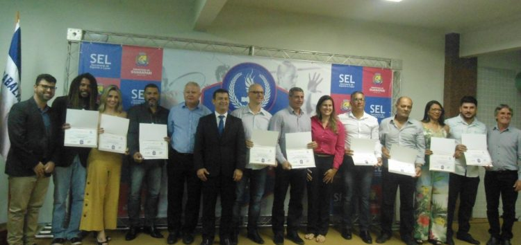 Melhores do Esporte 2018 homenageia atletas de Guarapari