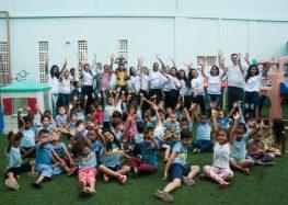 Campo de futebol será inaugurado em prol da Creche Alegria em Guarapari