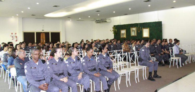 Prêmio de destaque operacional homenageia policiais em Guarapari