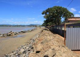 Anchieta dá início às obras de recuperação em Ponta dos Castelhanos