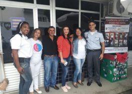 PM arrecada doações para idosos em Guarapari