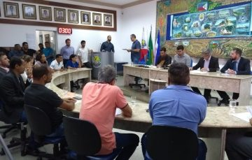 Câmara de Guarapari coloca novamente em pauta a votação do orçamento municipal de 2019