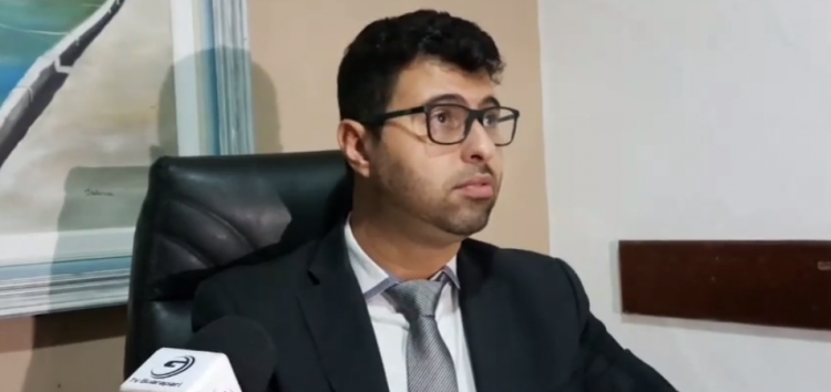 Em coletiva, Wendel Lima contesta legitimidade da eleição do novo presidente da Câmara de Guarapari