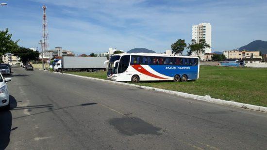 Ônibus de excursão que visitam Guarapari precisarão ter guia de turismo regional