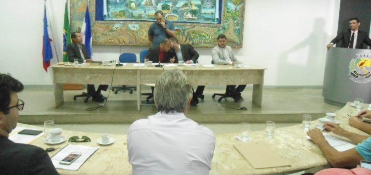 Votação do orçamento de 2019 de Guarapari é adiada mais uma vez
