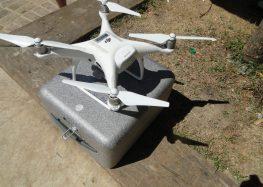 PM começa a fazer policiamento com Drone em Guarapari