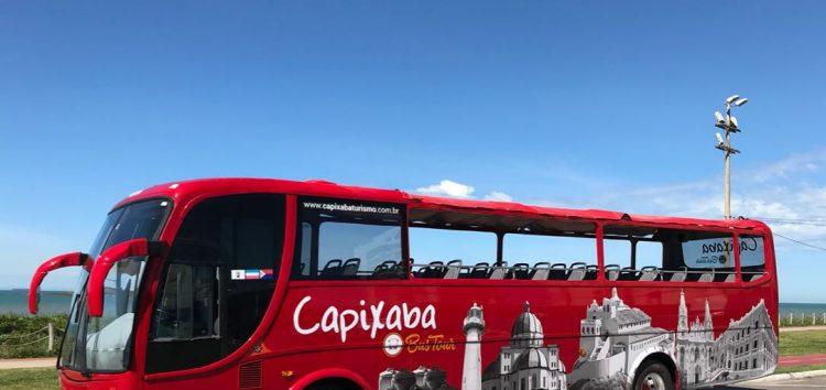 Empresa faz estudos para estrear ônibus turístico em Guarapari