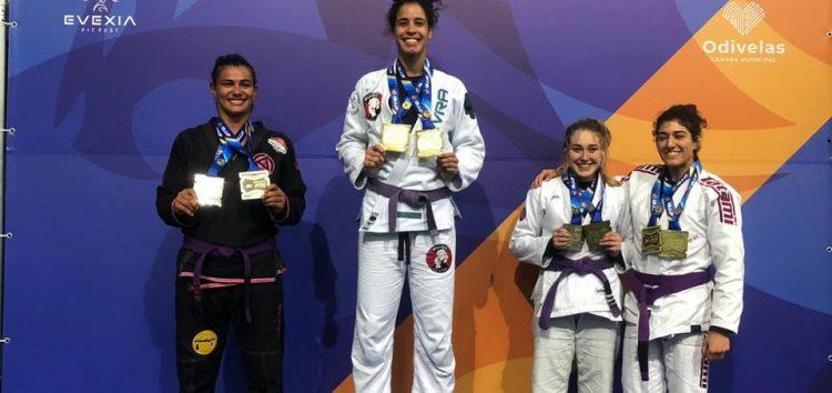 Atleta de Guarapari vence campeonato europeu de Jiu-Jitsu