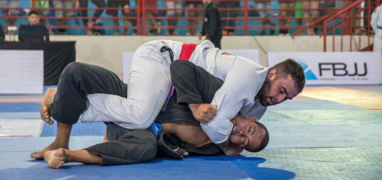 Contagem regressiva para competição internacional de Jiu-Jitsu em Guarapari