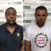 PC divulga foto dos suspeitos detidos que transportavam meia tonelada de maconha com destino a Guarapari