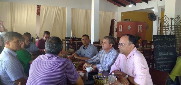 Secretário Estadual de Turismo participa de encontro em Guarapari
