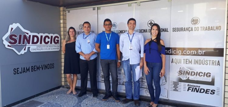 Sindicig reinaugura espaços em Guarapari