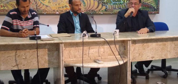 Transparência e proximidade com os munícipes é o que promete a nova gestão da Câmara de Guarapari