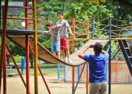 Pesquisa aponta que acidentes com crianças aumentam 25% durante as férias