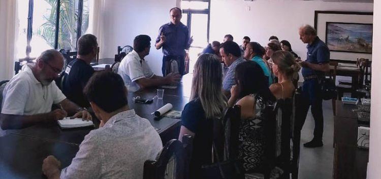Subsecretário de Estado realiza agenda em Guarapari e Anchieta