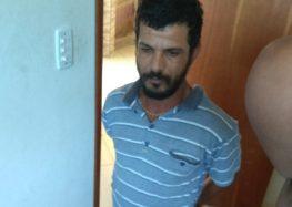 Detido chefe do tráfico de cidade baiana que se escondia em Guarapari