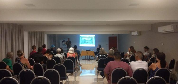 RDG promove a 5ª reunião sobre a história de Guarapari