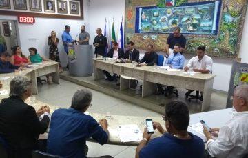 Votação do Refis provoca debate sobre abono e inclusão de emenda na Câmara de Guarapari
