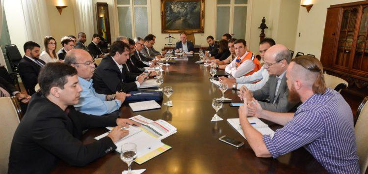 Governo do ES discute fiscalização de barragens de água e cria comitê de acompanhamento das estruturas de rejeitos na Bacia do Rio Doce