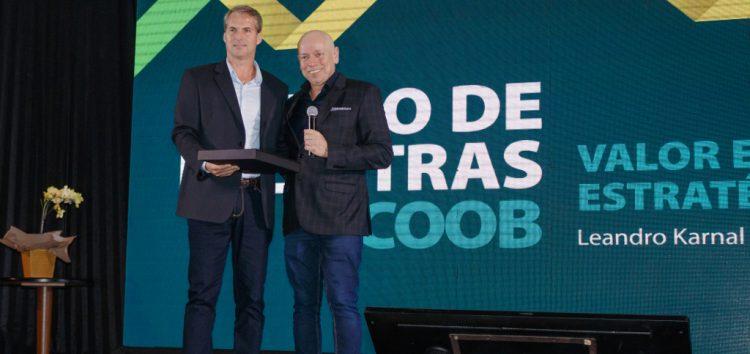 Palestra e confraternização encerraram ciclo de 2018 do Sicoob Sul-Litorâneo