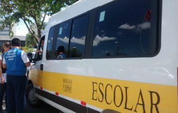 Semed lança processo seletivo para motoristas de transportes escolares em Guarapari