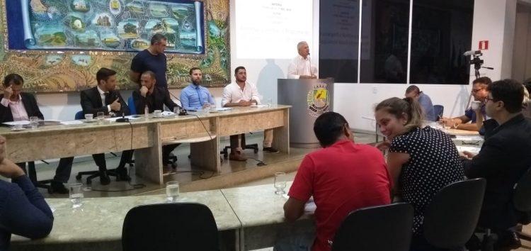 Vereadores derrubam veto do prefeito e orçamento segue com 5% de suplementação em Guarapari