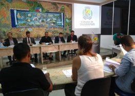 Prefeitura contesta na justiça orçamento aprovado pela Câmara de Guarapari