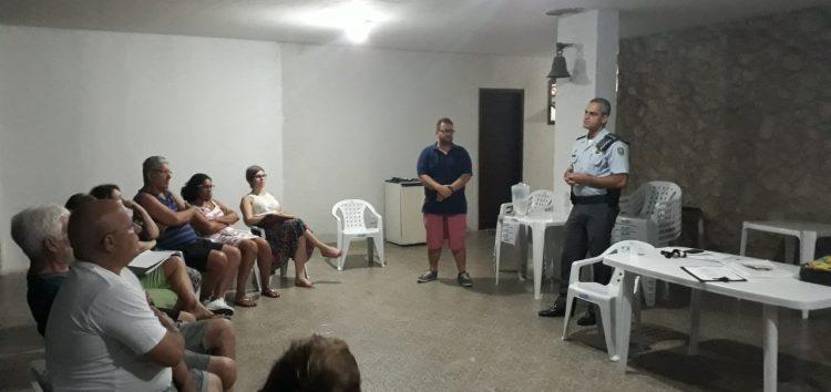Moradores se mobilizam para medidas de segurança em bairro de Guarapari