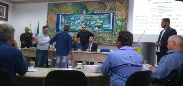 Sorteio define nomes da Comissão Processante para investigar vereadora em Guarapari