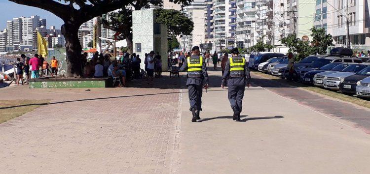 Mais de 1600 pessoas foram detidas pela PM em Guarapari em 2018