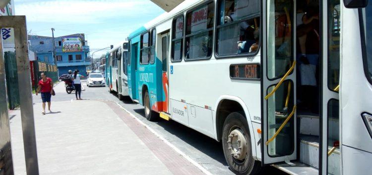 Ônibus devem circular normalmente em Guarapari nessa sexta (14); Já a Grande Vitória deve ter frota parcial