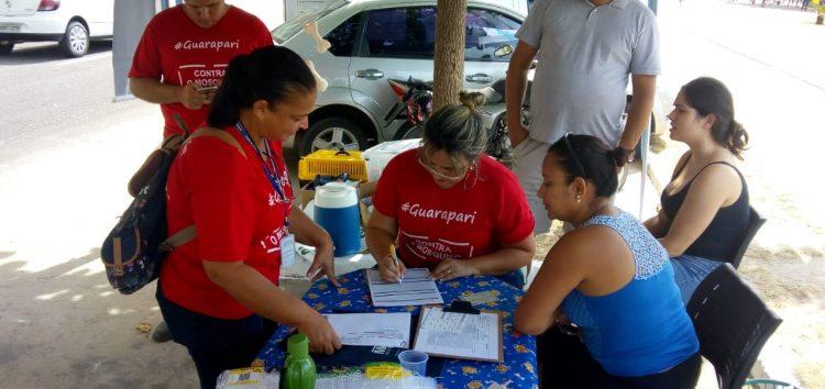 Guarapari organiza mais uma ação de saúde no município