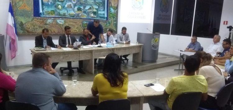Abono dos servidores é aprovado na Câmara de Guarapari