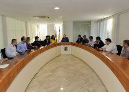 Em reunião com bancada federal capixaba, Casagrande discute infraestrutura do ES