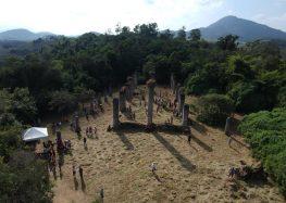 Sábado (09) com caminhada e inauguração nas Ruínas em Anchieta