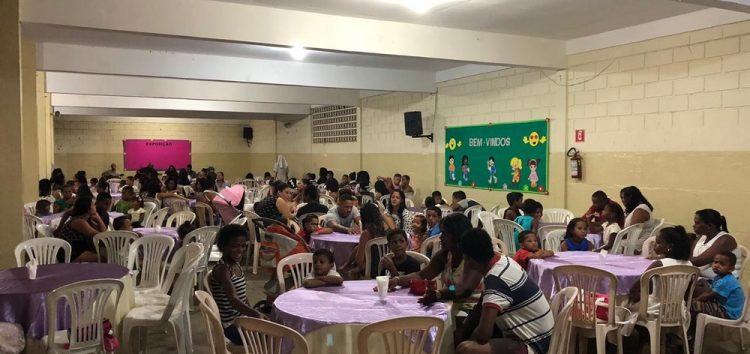 Casal de Guarapari transforma festa de casamento em jantar beneficente