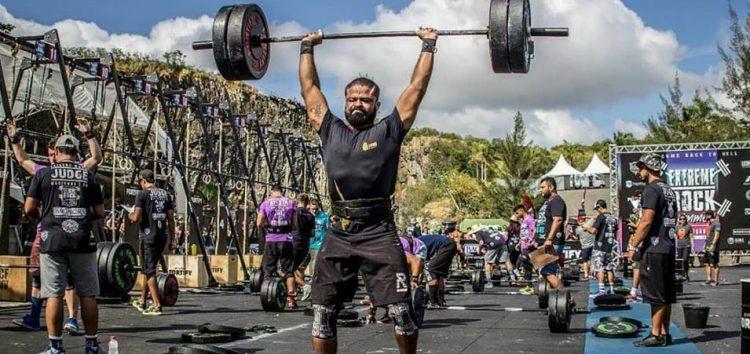 Evento testa condicionamento físico de competidores em Guarapari