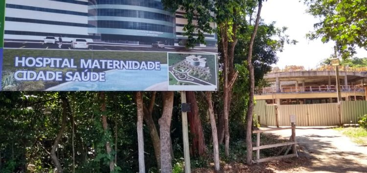 Obras do hospital de Guarapari devem retornar em 15 dias