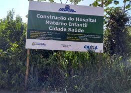 De acordo com a prefeitura, obras do hospital de Guarapari devem ser reiniciadas até 18 de março