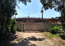 TCE-ES aguarda explicações sobre terreno onde está sendo construído o Hospital de Guarapari