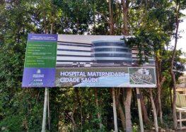 Ministro da Saúde garante recursos para o término do hospital de Guarapari