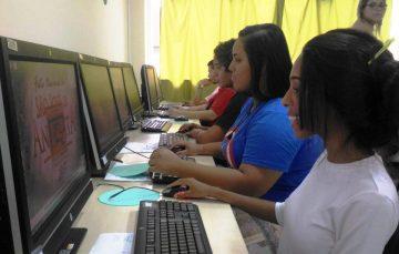 Centro de Inclusão Digital abre inscrições para curso de informática em Anchieta